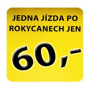 Taxi v Rokycanech